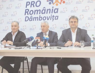 """Coordonatorul Pro România Dâmboviţa, Georgică Dumitru, despre venirea lui Adrian Ţuţuianu în partid: """"Este transferul anului în politică"""""""