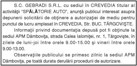 S.C. GEBRADI S.R.L