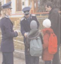1.100 acţiuni în mijlocul comunităţii, desfăşurate anul trecul de poliţiştii de proximitate la nivelul judeţului Dâmboviţa