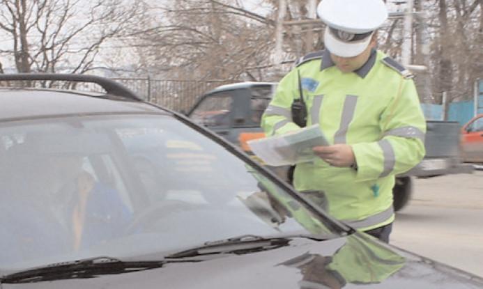 Intervenţii şi acţiuni ale poliţiştilor din Dâmboviţa, în ultimele 24 de ore