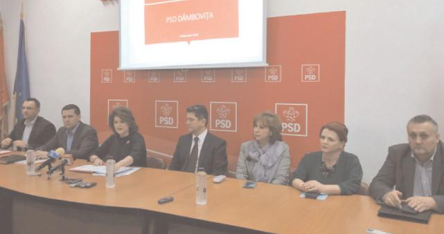 Preşedintele CJ Dâmboviţa, Daniel Comănescu, exclus din PSD Dâmboviţa, iar Alexandru Oprea revine la conducerea CJ Dâmboviţa