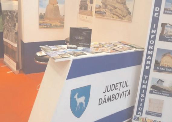 Judeţul Dâmboviţa, promovat la târgul de turism