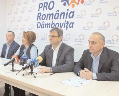 """""""Putem aduce Pro România Dâmboviţa la un scor foarte bun"""""""