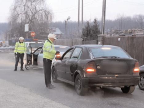 Acţiune pentru prevenirea evenimentelor rutiere şi a furturilor de animale şi metale feroase şi neferoase
