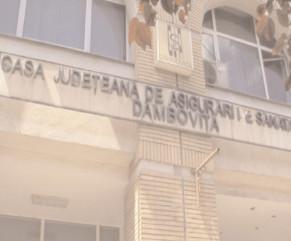 Casa de Asigurări de Sănătate Dâmboviţa are un nou director general, Crăciun Cornel