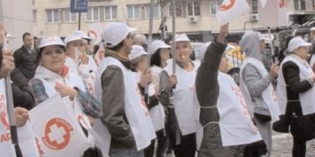 Solidaritatea Sanitară acuză guvernul că ia cu o mână din ce a dat cu cealaltă