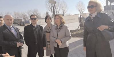 """Asociaţia Chineză de Prietenie Internaţională a Oraşelor, în vizită la Universitatea """"Valahia"""" din Târgovişte"""