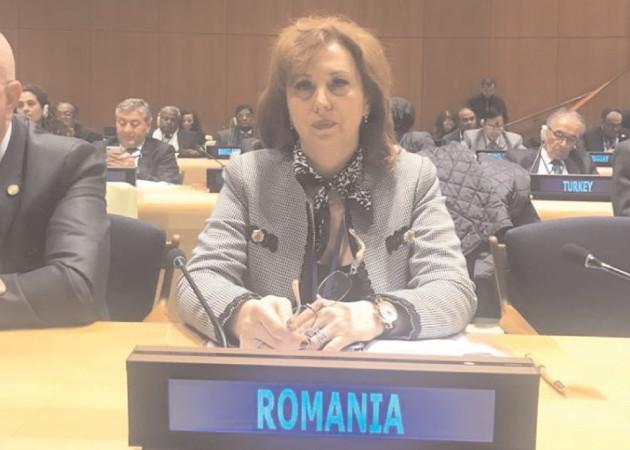 Deputatul PSD Dâmboviţa, Carmen Hoban a făcut parte din delegaţia României la Reuniunea Audierilor Parlamentare de la ONU