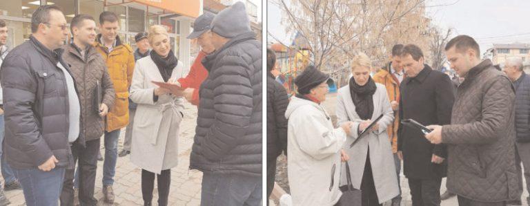 PSD Dâmboviţa strânge semnături pentru susţinerea listei de candidaţi pentru alegerile europarlamentare