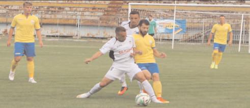 FLACĂRA, DEBUT PERFECT IN 2019 Flacăra Moreni – FC Vountari II  2-0 (0-0)