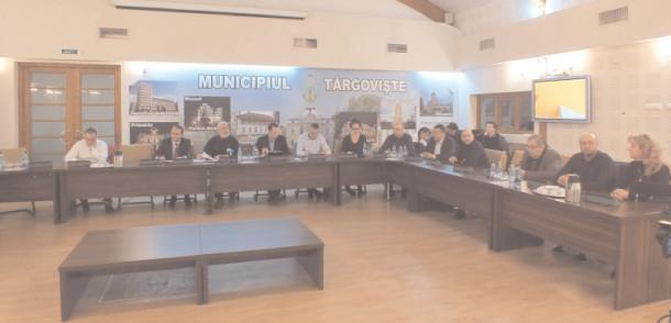 Investiţii noi pe agenda Consiliului Municipal Târgovişte