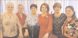 Femeile sărbătorite la Niculeşti, Cojasca şi Băleni