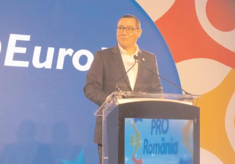 """Victor Ponta, Pro România: """"Da"""" la referendum, dacă se va cere interzicerea ordonanţelor de urgenţă în domeniile Justiţiei şi Fiscalităţii"""