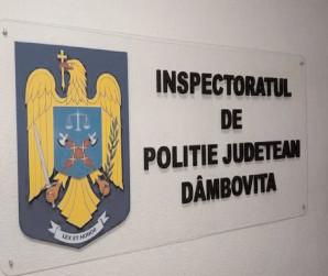 Inspectoratul de Poliţie Judeţean Dâmboviţa a eliberat 230 certificate de integritate comportamentală