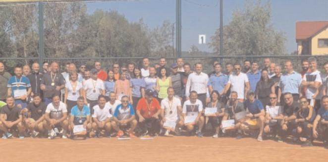 Campionatul de tenis al Ministerului Afacerilor Interne