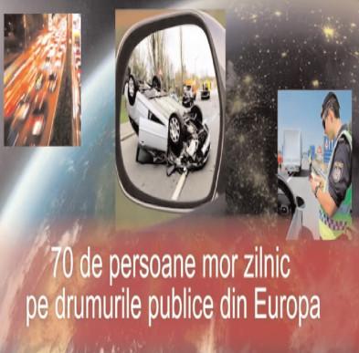 26 SEPTEMBRIE 2019 – ZIUA EUROPEANĂ FĂRĂ PERSOANE DECEDATE ÎN ACCIDENTE RUTIERE