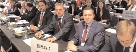 Deputatul PSD Dâmboviţa, Corneliu Ştefan la cea de-a 65 a Sesiune Anuală a Adunării Parlamentare NATO, desfăşurată la Londra