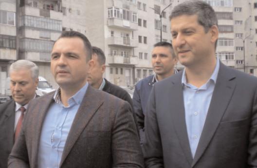 """Parcare cu peste 150 de locuri , finalizată în Cartierul """"Matei Basarab"""""""