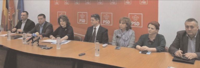 PSD Dâmbovita: Începe orbanizarea instituţiilor statului