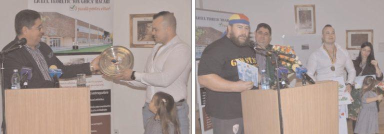Campionul Sergiu Ţecu, locul III la Campionatul Mondial de Skandenberg, sărbătorit de comunitatea din Răcari