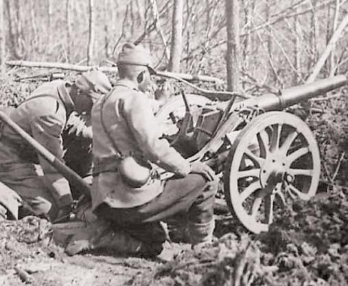 176 de ani de la înfiinţarea artileriei române moderne