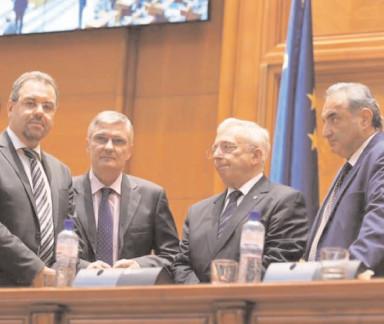Noul Consiliu de Administraţie al BNR menţine dobânda de referinţă la 2,5%