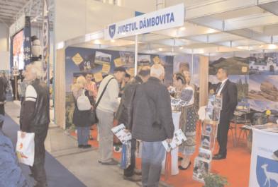 Judeţul Dâmboviţa, promovat la Târgul de turism de toamnă