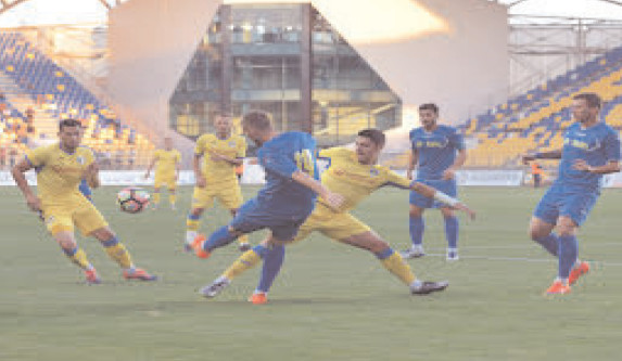 FLACĂRA A PIERDUT DIN NOU U. Craiova II – Flacăra Moreni 2-0 (1-0)