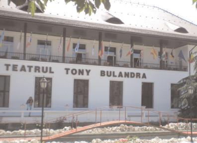 "1st. Black Week Theater Event la ""Tony Bulandra"""