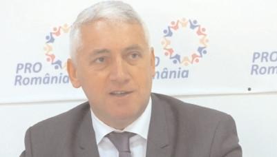 Senatorul Adrian Ţuţuianu a fost cooptat în Biroul Executiv Naţional al Pro România