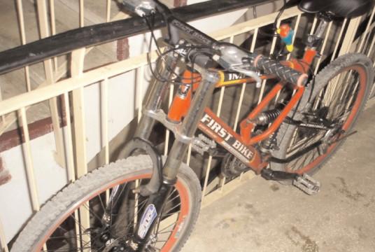 Prevenirea furturilor de biciclete