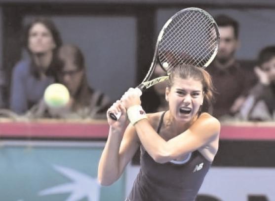 SORANA CÎRSTEA, PE LOCUL 74 WTA