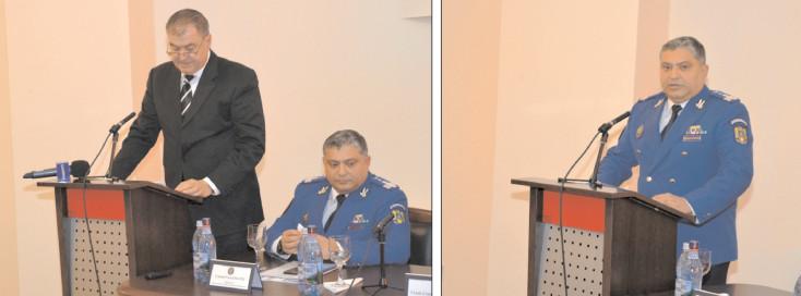 Jandarmeria Dâmboviţa, la ora bilanţului pe 2019