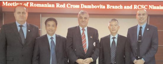 Crucea Roşie Dâmboviţa primeşte de la autorităţile din China- Nanning, cu titlu gratuit, un număr de 20.000 de măşti de unică folosinţă şi 1.000 de măşti N95, având o valoare totală de aproximativ 44.000 de lei