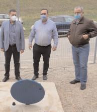 Recepţie la noua reţea de apă potabilă din oraşul Pucioasa