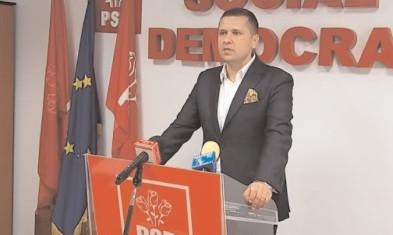 PSD Dâmboviţa: Liberalii trebuie să prezinte public strategia de negociere a Guvernului cu experţii agenţiei de rating