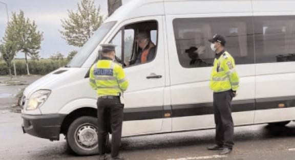 PESTE 14.000 DE AUTOVEHICULE, VERIFICATE DE POLIŢIŞTI