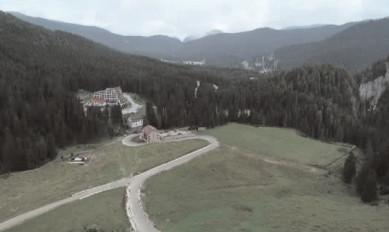 Şedinţa grupului de lucru interinstitufional privind realizarea pârtiei de schi Cocora din staţiunea Peştera – Padina