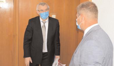 Ambasadorul Republicii Belarus în România, a făcut o vizită de lucru în judeţul Dâmboviţa