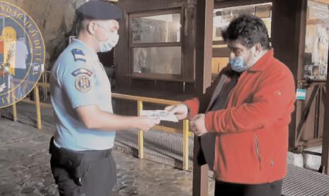 Acţiuni de informare şi prevenire desfăşurate de jandarmii montani