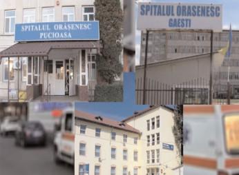 O NOUĂ UNITATE MEDICALĂ SUPORT COVID-19 ÎN DÂMBOVIŢA