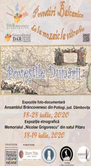 """""""Poveştile Dunării"""" -Expoziţie foto-documentară organizată la Palatul Brâncovenesc"""