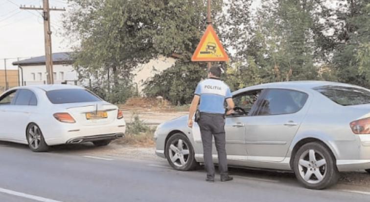 AUTOVEHICULELE ÎNMATRICULATE ÎN ALTE STATE, VERIFICATE DE POLIŢIŞTI