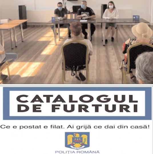 """Campania """"Catalogul de furturi"""""""