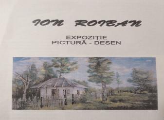 bookbox Încercarea scufundării Ion Roiban, Expoziţe de pictură, Galeria Roelma, Târgovişte
