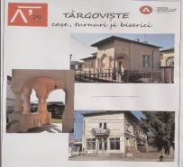 bookbox Evadările necesare case, turnuri şi biserici, Ordinul Arhitecţilor din România, arhitect Emil Stănescu, Târgovişte