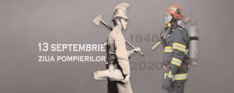 13 SEPTEMBRIE – Ziua Pompierilor din Romania 172 de ani de la Bătălia din Dealul Spirii
