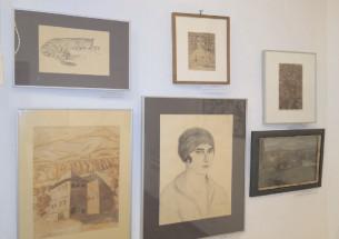 """Expoziţia """"Doamne ale artei româneşti"""""""