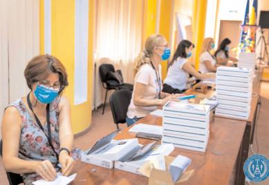 STS a asigurat suportul tehnic necesar pentru buna desfăşurare a alegerilor locale