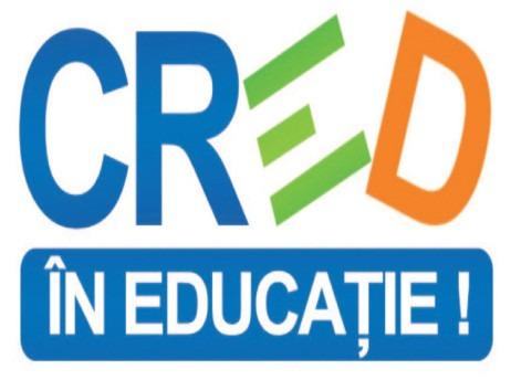 Peste 6.500 de cadre didactice din nivelul primar şi gimnazial participă la formarea nivel II, în cadrul proiectului CRED